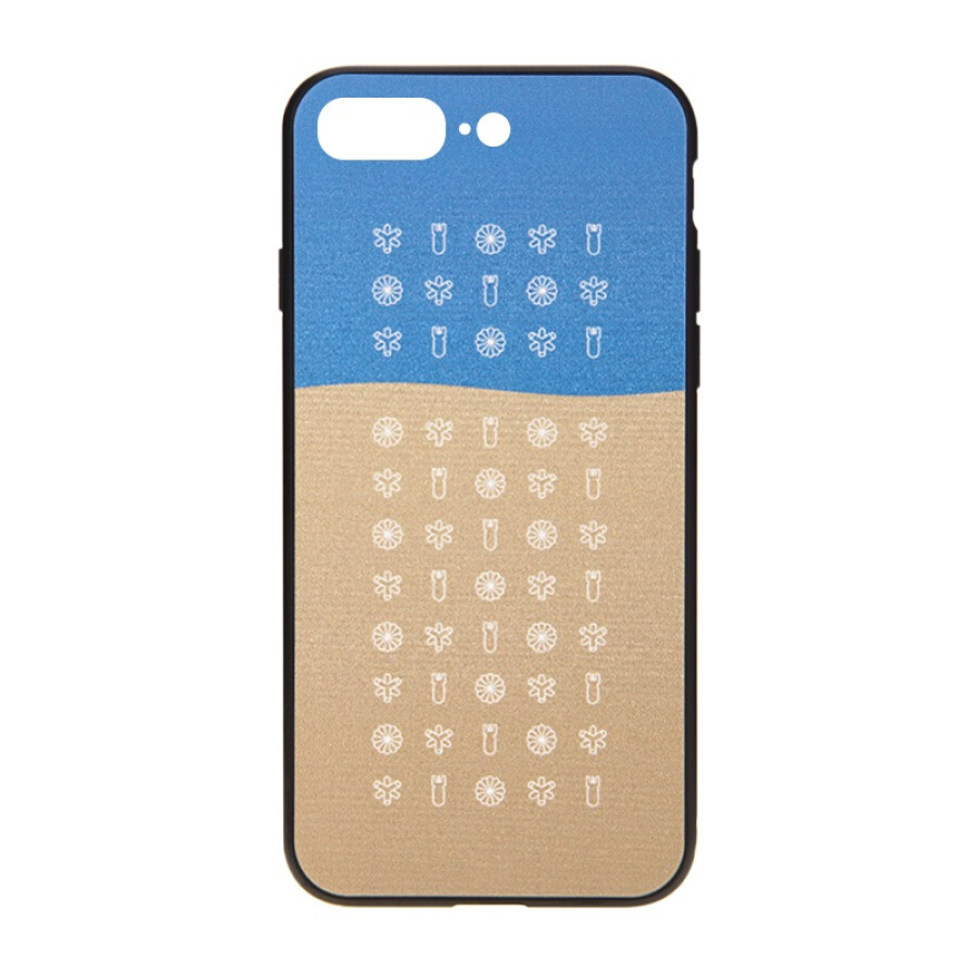 "Ốp Điện Thoại Normandy Landing ""footprint series"" cho iPhone7 Plus Dostyle"