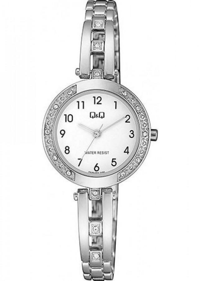 Đồng hồ nữ QQ Citizen  F639J204Y dây sắt