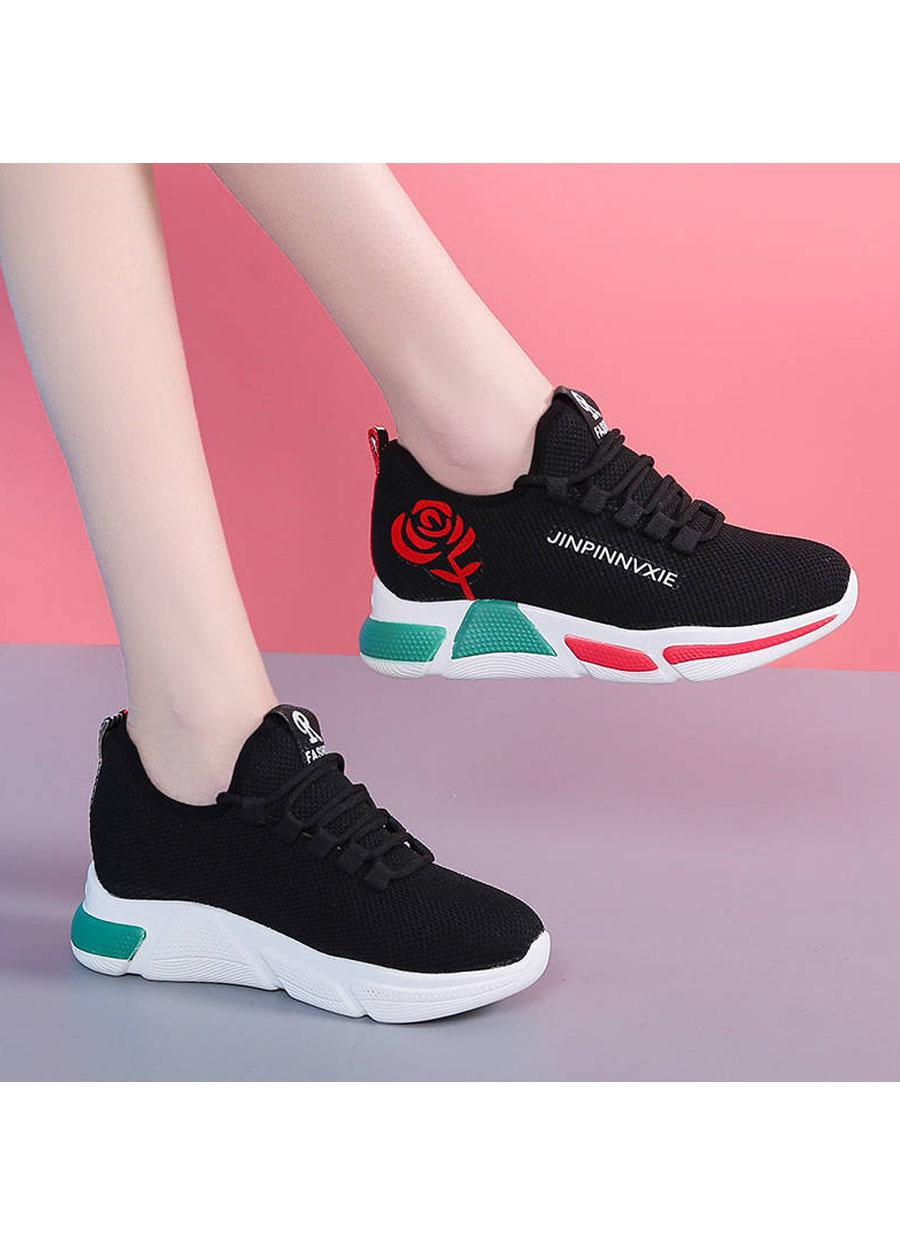 Giày sneaker thể thao nữ buộc dây phong cách hàn quốc màu đen, trắng size 36 đến 40 V179 - 16587508 , 5941684013427 , 62_26738066 , 109000 , Giay-sneaker-the-thao-nu-buoc-day-phong-cach-han-quoc-mau-den-trang-size-36-den-40-V179-62_26738066 , tiki.vn , Giày sneaker thể thao nữ buộc dây phong cách hàn quốc màu đen, trắng size 36 đến 40 V179