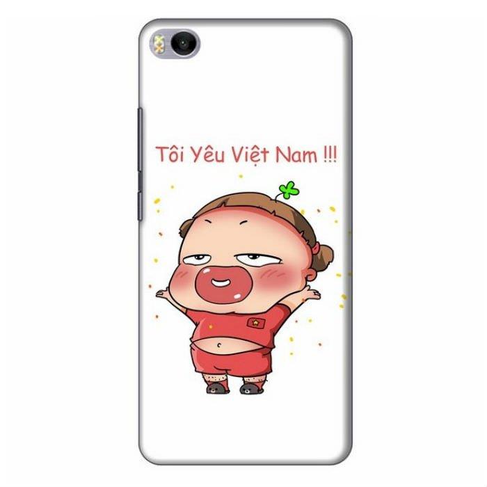 Ốp Lưng Dành Cho Xiaomi Mi 5S Quynh Aka 1