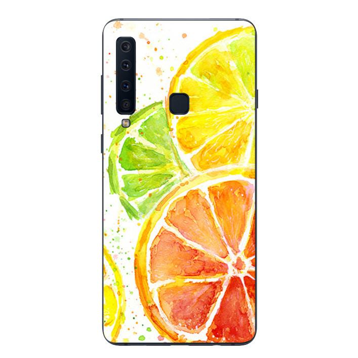 Ốp lưng Dẻo Cho Samsung Galaxy A9 2018 - Oranges