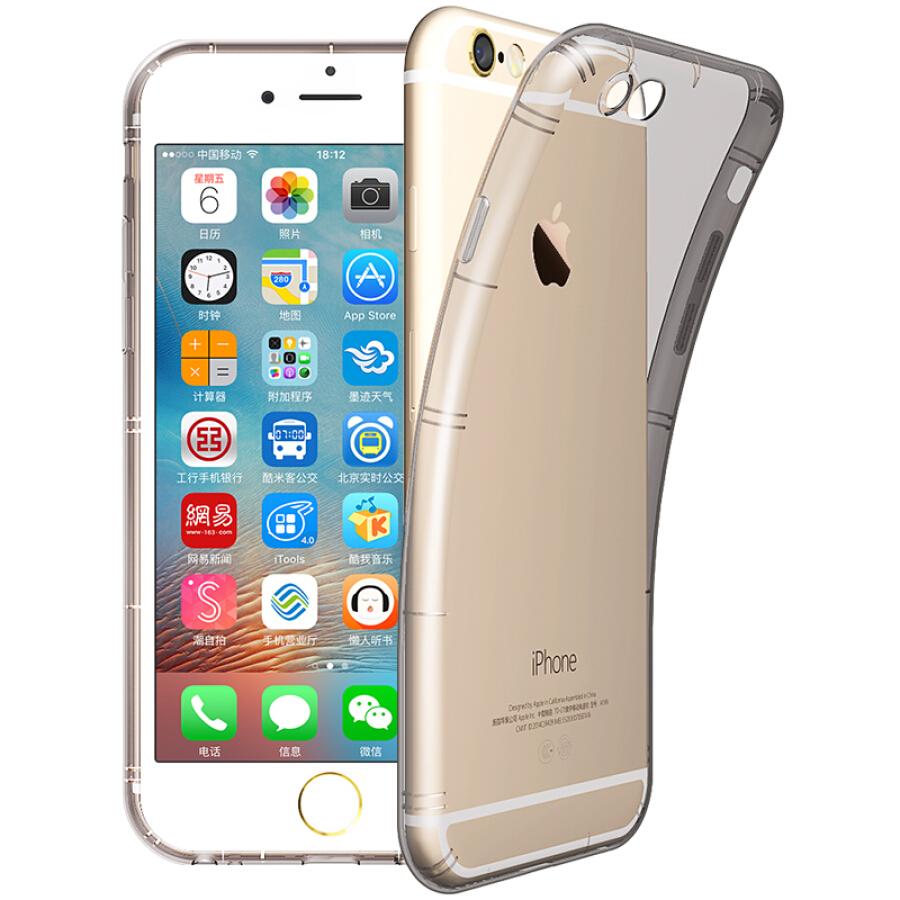 Ốp Lưng Nhựa Dẻo ESR Dành Cho iPhone 6 Plus/6S Plus - Xám