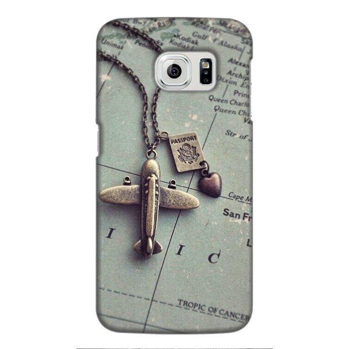 Ốp Lưng Dành Cho Điện Thoại Samsung Galaxy S6 Edge Mẫu 188
