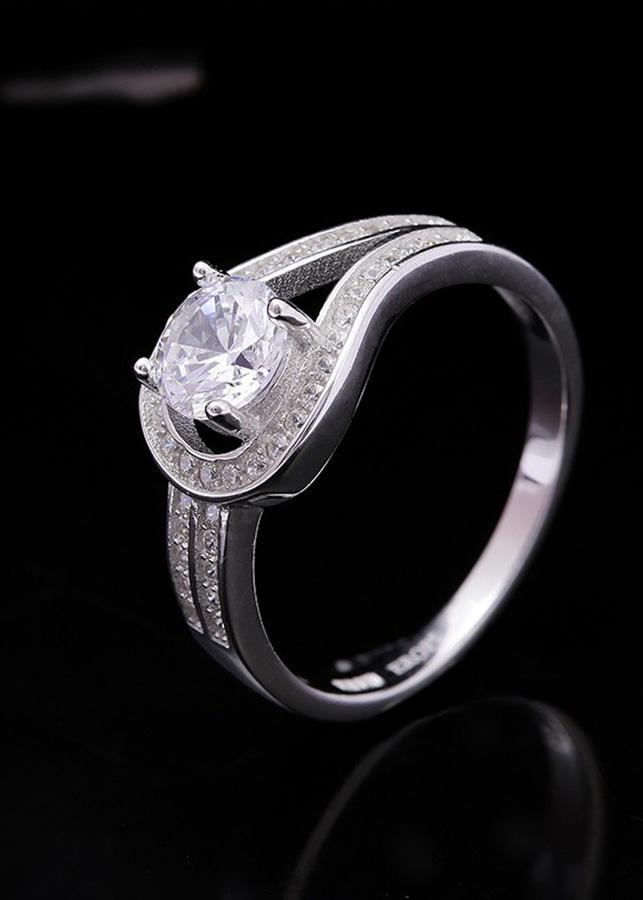 Nhẫn bạc Harry đính đá Eropi - 1850479 , 3834379952595 , 62_10027615 , 467000 , Nhan-bac-Harry-dinh-da-Eropi-62_10027615 , tiki.vn , Nhẫn bạc Harry đính đá Eropi
