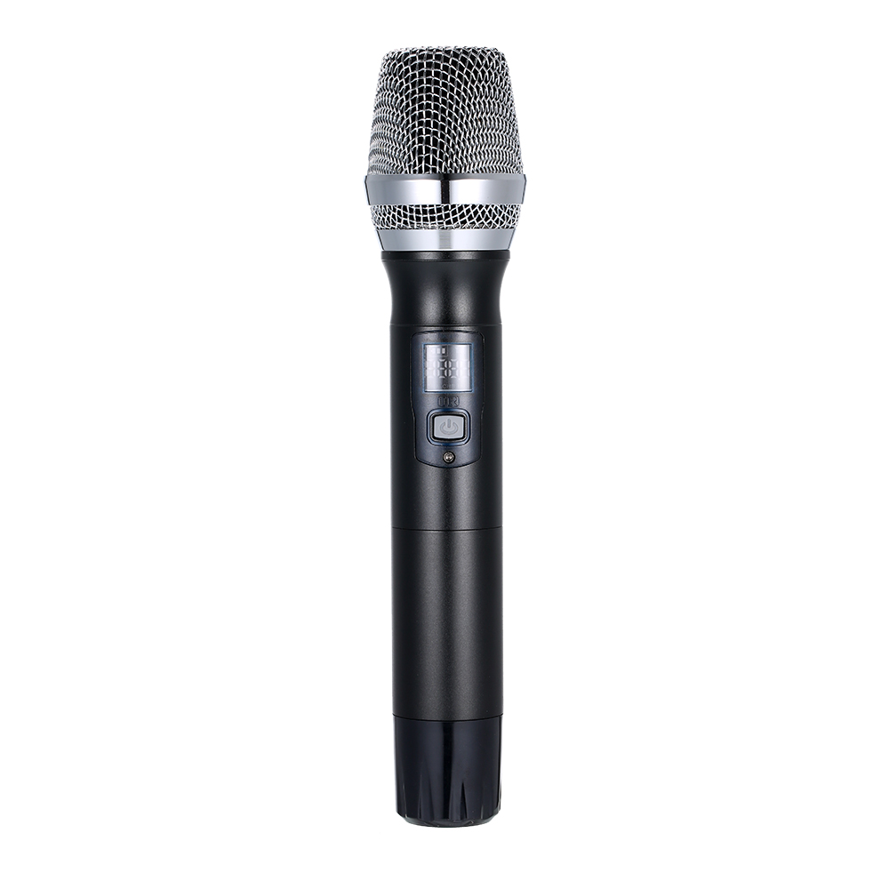Wireless Microphone Handheld Microphone with 1/4 Jack Adjustable Frequency Mic for  Family KTV Teaching Wedding - 15701207 , 8394305854003 , 62_27876890 , 982000 , Wireless-Microphone-Handheld-Microphone-with-1-4-Jack-Adjustable-Frequency-Mic-for-Family-KTV-Teaching-Wedding-62_27876890 , tiki.vn , Wireless Microphone Handheld Microphone with 1/4 Jack Adjustable