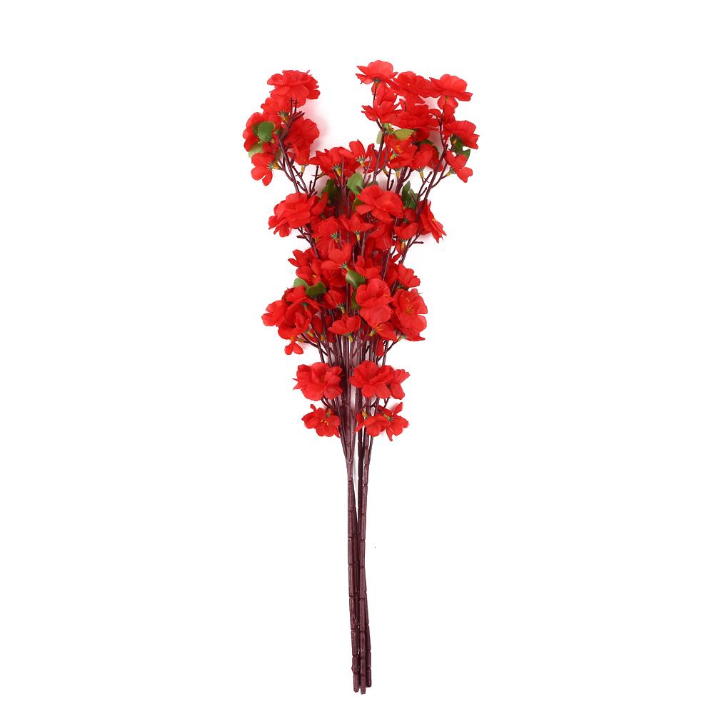 Hoa Anh Đào Bằng Lụa (65cm) (5 màu)