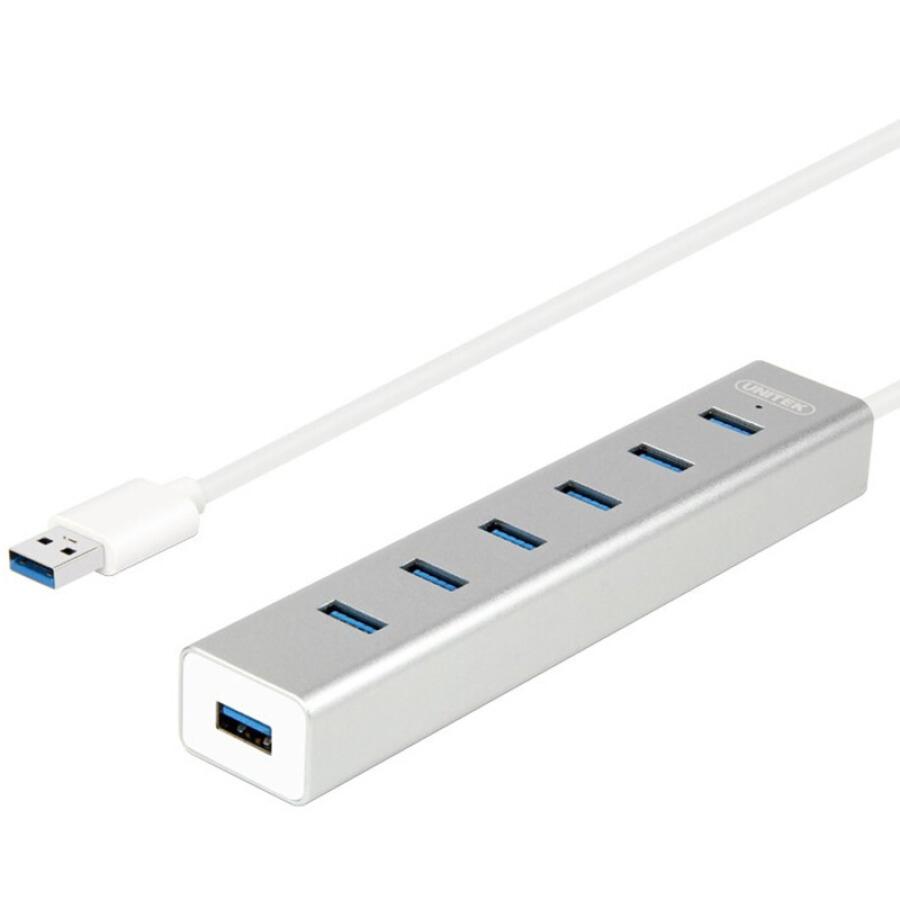 HUB USB (UNITEK) Y-3090ASL (7 Cổng) - 1004258 , 5502089035478 , 62_5685455 , 609000 , HUB-USB-UNITEK-Y-3090ASL-7-Cong-62_5685455 , tiki.vn , HUB USB (UNITEK) Y-3090ASL (7 Cổng)