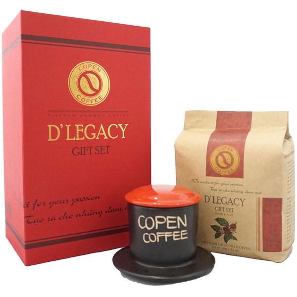 Hộp quà Copen coffee D