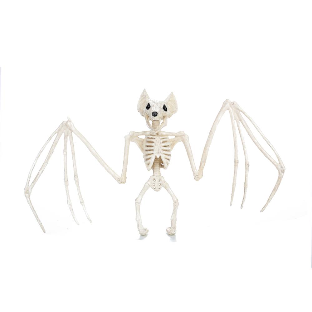 Bộ Xương Sọ Đồ Chơi Hình Xương Trang Trí Halloween