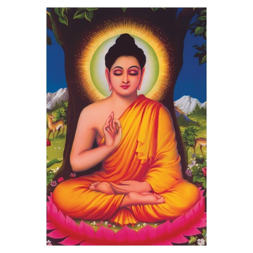 Tranh Phật Giáo Thích Ca Mâu Ni Phật 2483 - 1037851 , 1569188179186 , 62_6286333 , 229000 , Tranh-Phat-Giao-Thich-Ca-Mau-Ni-Phat-2483-62_6286333 , tiki.vn , Tranh Phật Giáo Thích Ca Mâu Ni Phật 2483