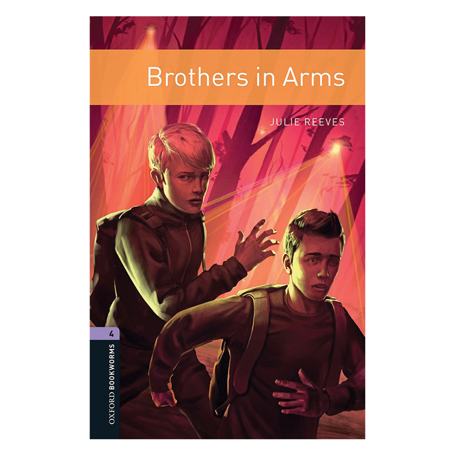 Oxford Bookworms Library Level 4: Brothers In Arms New Edition - 1163570 , 7866617948844 , 62_4785435 , 281000 , Oxford-Bookworms-Library-Level-4-Brothers-In-Arms-New-Edition-62_4785435 , tiki.vn , Oxford Bookworms Library Level 4: Brothers In Arms New Edition