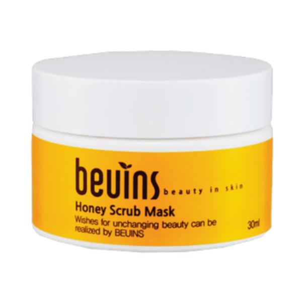 Mặt Nạ Tẩy Tế Bào Chết Honey Scrub Mask Beuins BEMNRHO30 (30ml)