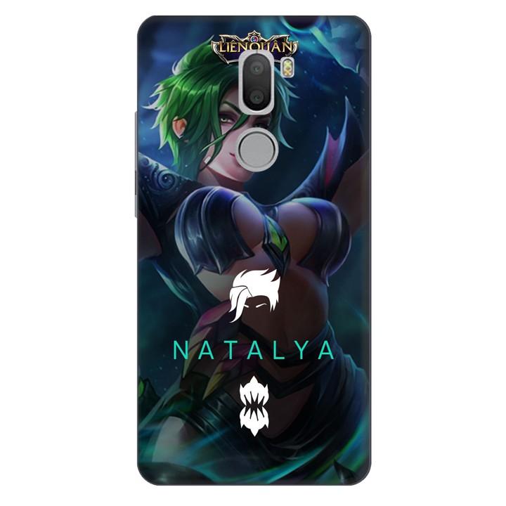 Ốp lưng nhựa cứng nhám dành cho Xiaomi Mi 5 Plus in hình Natalya