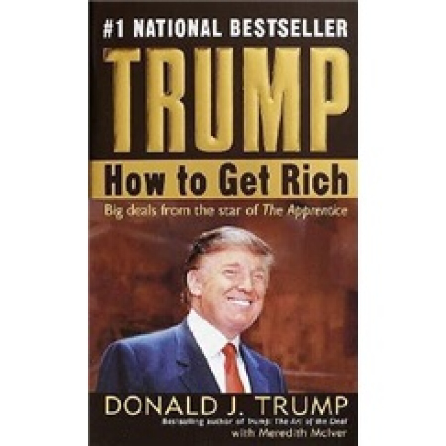 Trump: How to Get Rich - 1229381 , 7724591391936 , 62_5247563 , 168000 , Trump-How-to-Get-Rich-62_5247563 , tiki.vn , Trump: How to Get Rich