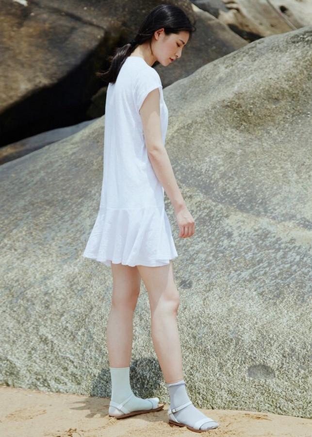 Đầm xòe đuôi cá, Đầm suông màu trắng đính kim sa - 1466527 , 7340130025096 , 62_14262327 , 180000 , Dam-xoe-duoi-ca-Dam-suong-mau-trang-dinh-kim-sa-62_14262327 , tiki.vn , Đầm xòe đuôi cá, Đầm suông màu trắng đính kim sa