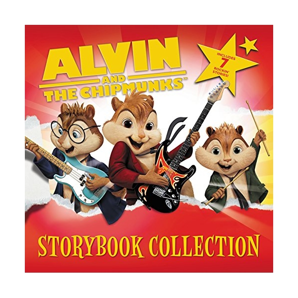 Alvin And The Chipmunks Storybook Coll. - 1704392 , 7138287600965 , 62_11845771 , 366000 , Alvin-And-The-Chipmunks-Storybook-Coll.-62_11845771 , tiki.vn , Alvin And The Chipmunks Storybook Coll.