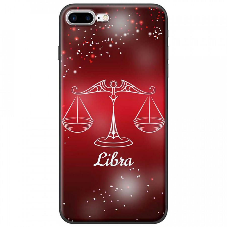 Ốp lưng  dành cho iPhone 7 Plus mẫu Cung hoàng đạo Libra (đỏ) - 18552445 , 5882332279065 , 62_20564265 , 150000 , Op-lung-danh-cho-iPhone-7-Plus-mau-Cung-hoang-dao-Libra-do-62_20564265 , tiki.vn , Ốp lưng  dành cho iPhone 7 Plus mẫu Cung hoàng đạo Libra (đỏ)