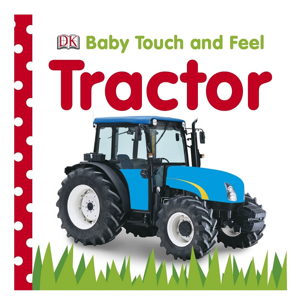 Baby Touch and Feel Tractor - 960871 , 8381146501210 , 62_2246639 , 132000 , Baby-Touch-and-Feel-Tractor-62_2246639 , tiki.vn , Baby Touch and Feel Tractor