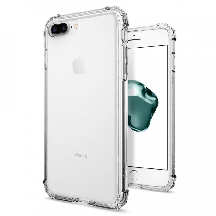 Ốp lưng cho iPhone 8 Plus / 7 Plus Spigen Crystal Shell (Trong suốt) - Hàng chính hãng - 7597498 , 3006307553925 , 62_17014402 , 569000 , Op-lung-cho-iPhone-8-Plus--7-Plus-Spigen-Crystal-Shell-Trong-suot-Hang-chinh-hang-62_17014402 , tiki.vn , Ốp lưng cho iPhone 8 Plus / 7 Plus Spigen Crystal Shell (Trong suốt) - Hàng chính hãng