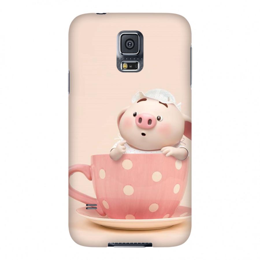 Ốp Lưng Cho Điện Thoại Samsung Galaxy S5 - Mẫu heocon 118