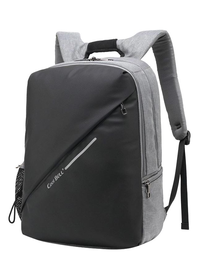 """Balo Laptop Coolbell CB7007 (15"""") - Xám Đen"""
