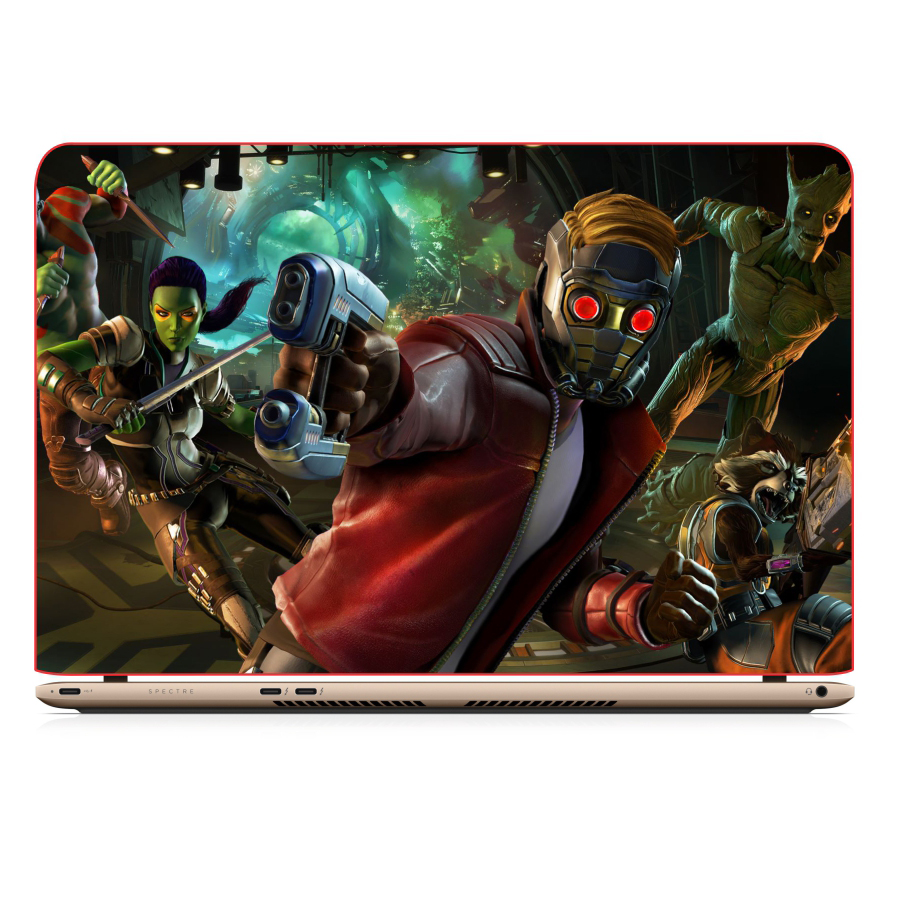 Mẫu Dán Decal Laptop Cinema - DCLTPR 079