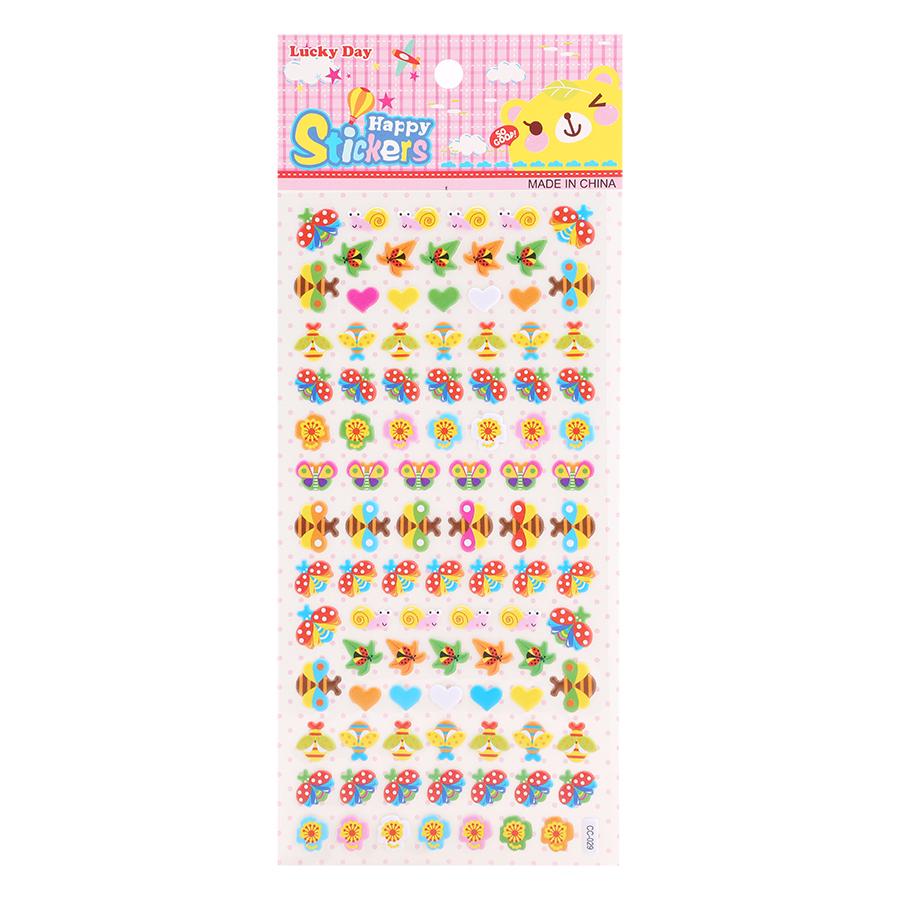 Sticker Dán Nổi Cho Bé - CC029