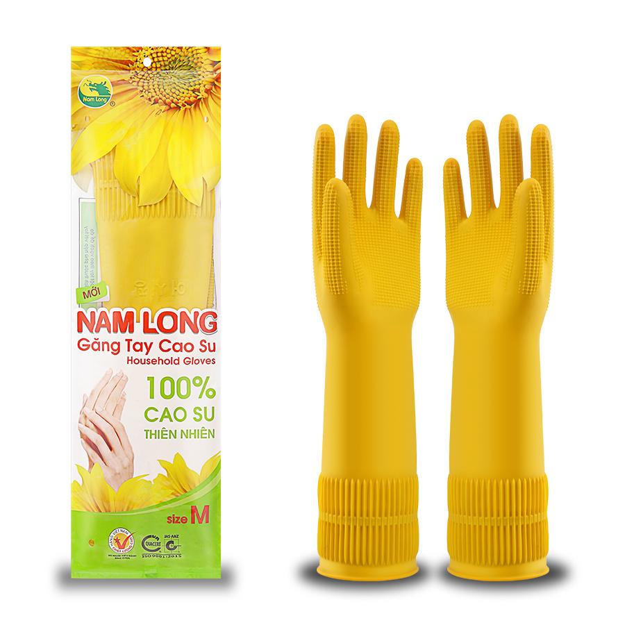 Găng tay cao su Nam long size M - 35cm - 2361612 , 2013455906733 , 62_15413252 , 45000 , Gang-tay-cao-su-Nam-long-size-M-35cm-62_15413252 , tiki.vn , Găng tay cao su Nam long size M - 35cm