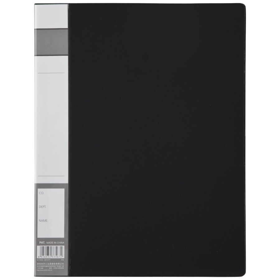 (Comix) A602 folder / folder / single strong folder A4