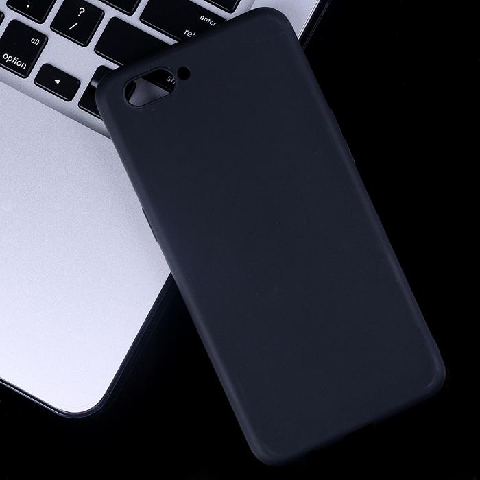 Ốp lưng silicon màu siêu mỏng dành cho OPPO A3S
