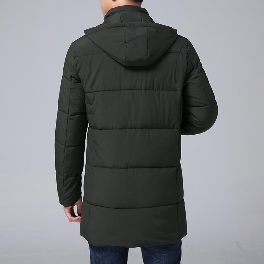 Áo Khoác Cotton Giữ Ấm Nam Hengyuanxiang