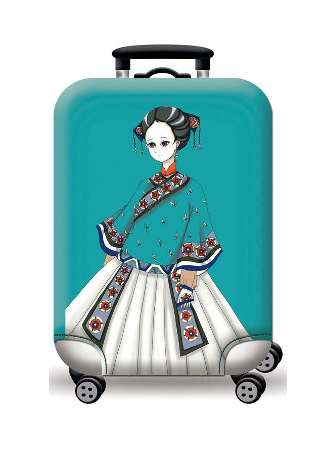 Túi bọc bảo vệ vali -Áo vỏ bọc vali - Cô Gái Hàn Quốc - 1162447 , 3809443911129 , 62_7461427 , 250000 , Tui-boc-bao-ve-vali-Ao-vo-boc-vali-Co-Gai-Han-Quoc-62_7461427 , tiki.vn , Túi bọc bảo vệ vali -Áo vỏ bọc vali - Cô Gái Hàn Quốc