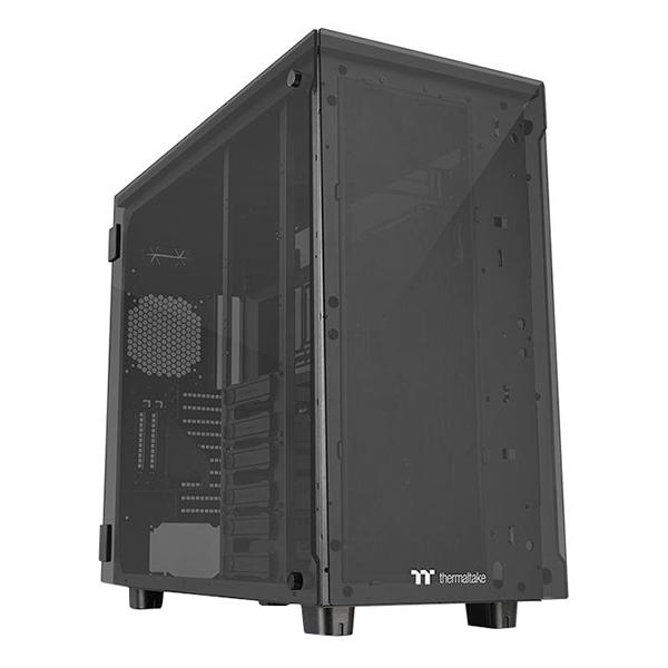 Vỏ Case Máy Tính Thermaltake View 91 Tempered Glass RGB Edition CA-1I9-00F1WN-00 E-ATX - Hàng Chính Hãng