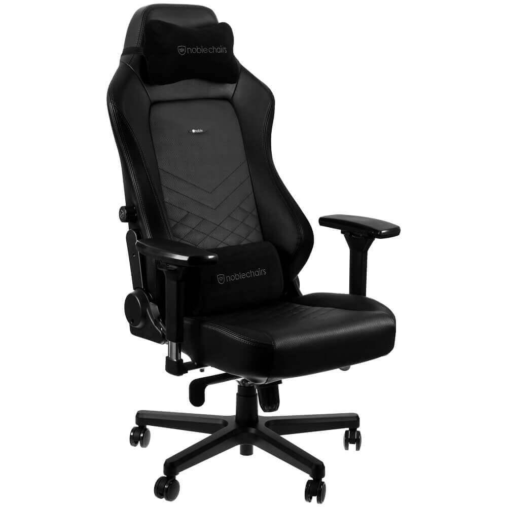 Ghế Gaming Noble Chair - Hero Series Black