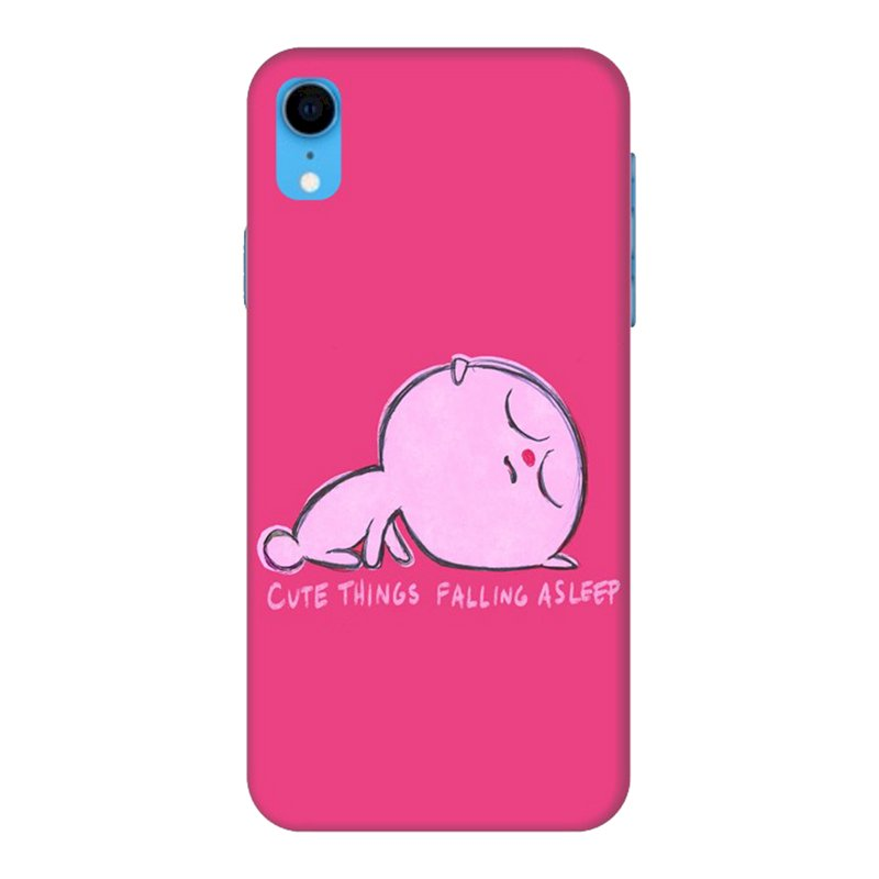 Ốp Lưng Dành Cho Điện Thoại iPhone XR Sleepy