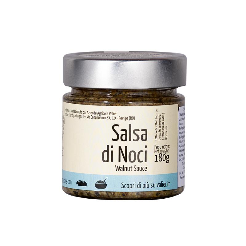 SỐT QUẢ ÓC CHÓ (SALSA DI NOCI)