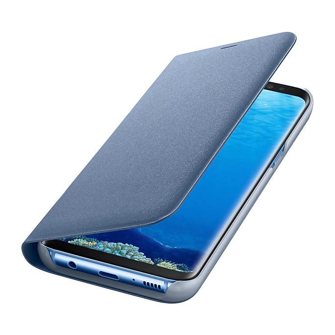 Bao da Led View Cover cho Samsung Galxy S8 Plus