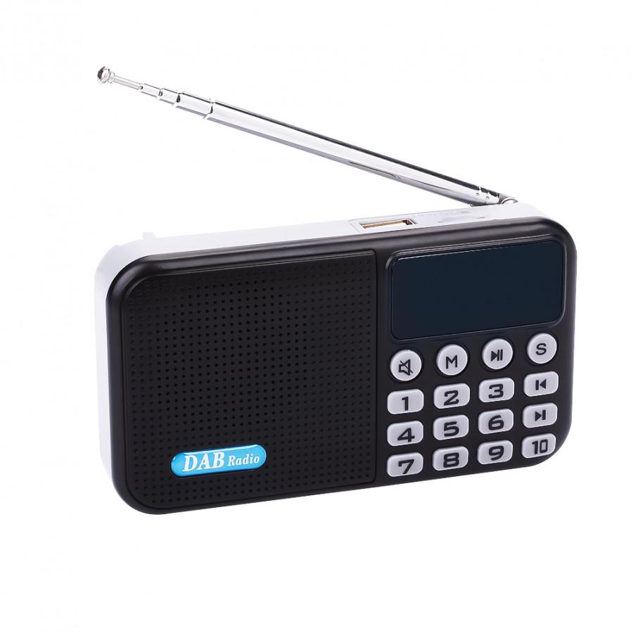 Loa Cầm Tay FM MP3 Bluetooth