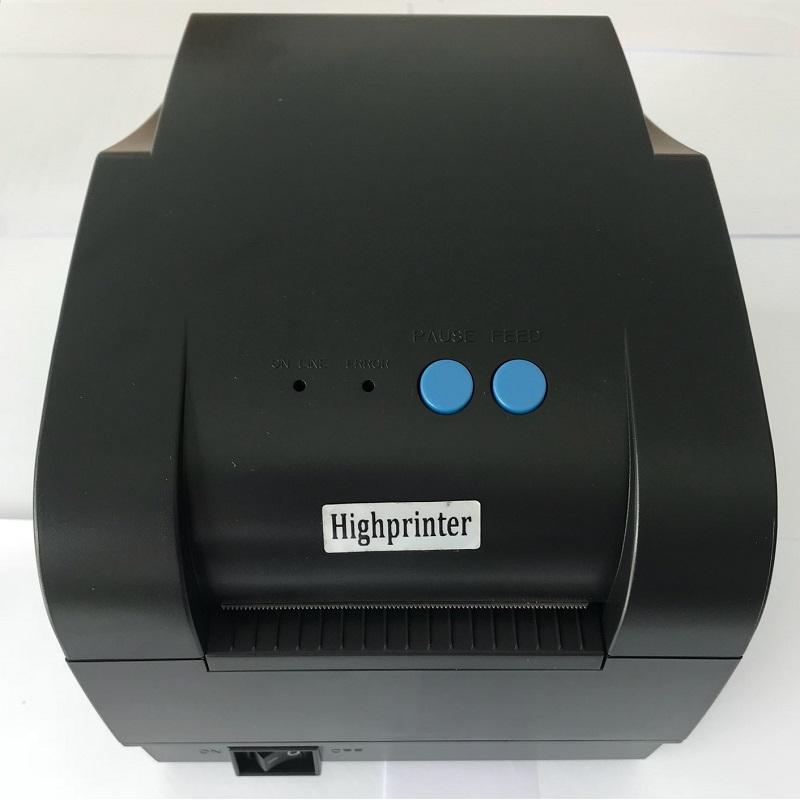 Máy in mã vạch  và in hóa đơn Highprinter HP-410U ( 80mm) - Hàng nhập khẩu - 7112222 , 8872187706851 , 62_16152459 , 3000000 , May-in-ma-vach-va-in-hoa-don-Highprinter-HP-410U-80mm-Hang-nhap-khau-62_16152459 , tiki.vn , Máy in mã vạch  và in hóa đơn Highprinter HP-410U ( 80mm) - Hàng nhập khẩu
