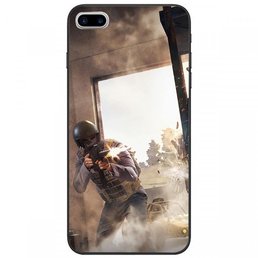 Ốp lưng dành cho Iphone 8 Plus mẫu Pubg 6
