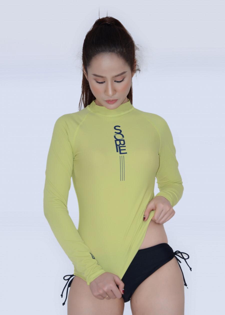 Đồ Bơi Tay Dài Chống Nắng Sobie - Màu Xanh Lá Mạ - 826362 , 9722438737334 , 62_11239121 , 330000 , Do-Boi-Tay-Dai-Chong-Nang-Sobie-Mau-Xanh-La-Ma-62_11239121 , tiki.vn , Đồ Bơi Tay Dài Chống Nắng Sobie - Màu Xanh Lá Mạ