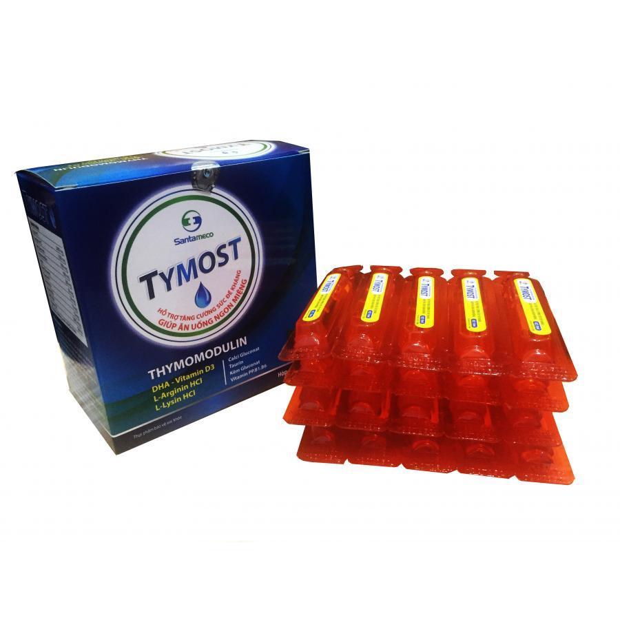 Thực phẩm chức năng hỗ trợ tăng cường sức đề kháng Tymost - 1018523 , 5818189737946 , 62_2890267 , 150000 , Thuc-pham-chuc-nang-ho-tro-tang-cuong-suc-de-khang-Tymost-62_2890267 , tiki.vn , Thực phẩm chức năng hỗ trợ tăng cường sức đề kháng Tymost