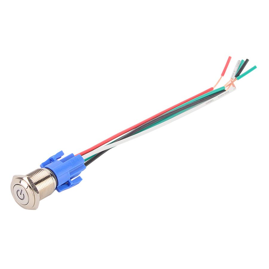 Bộ Dây Cáp Công Tắc Điều Khiển Đèn LED (16mm 12V) - 7324086 , 2076011705935 , 62_15089213 , 263000 , Bo-Day-Cap-Cong-Tac-Dieu-Khien-Den-LED-16mm-12V-62_15089213 , tiki.vn , Bộ Dây Cáp Công Tắc Điều Khiển Đèn LED (16mm 12V)