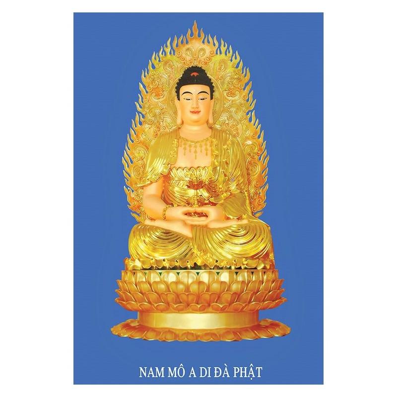 Tranh Phật Giáo Adida Phật 2227