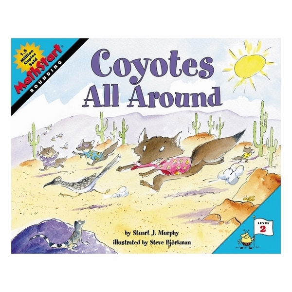 Mathstart L2: Coyotes All Around