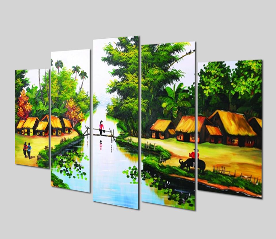 Tranh Treo Tường Hoa 3D H3D81182