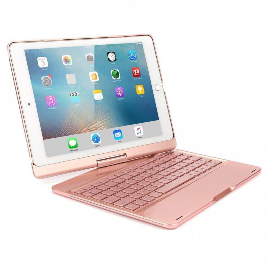 Bàn phím Bluetooth F180 dành cho ipad Air, Air 2, ipad Pro 9.7, IPad New 2017, ipad 2018 - 1928367 , 7822509156070 , 62_12453627 , 1830000 , Ban-phim-Bluetooth-F180-danh-cho-ipad-Air-Air-2-ipad-Pro-9.7-IPad-New-2017-ipad-2018-62_12453627 , tiki.vn , Bàn phím Bluetooth F180 dành cho ipad Air, Air 2, ipad Pro 9.7, IPad New 2017, ipad 2018