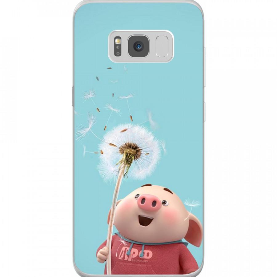 Ốp Lưng Cho Điện Thoại Samsung Galaxy S8 Plus - Mẫu aheocon 117