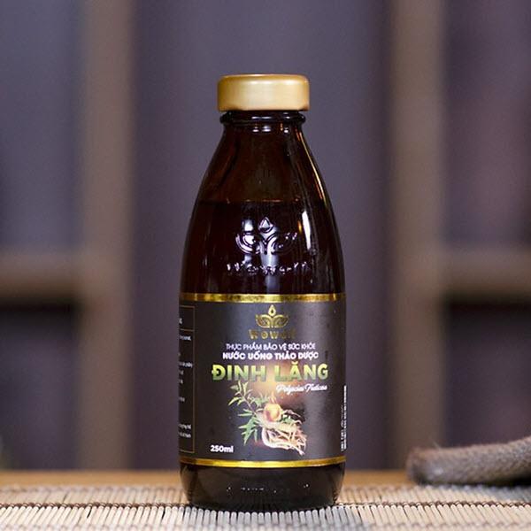 Thực phẩm chức năng Nước Uống Thảo Dược Đinh Lăng (Lốc 8 chai) - 6105914 , 2821767820667 , 62_8441960 , 280000 , Thuc-pham-chuc-nang-Nuoc-Uong-Thao-Duoc-Dinh-Lang-Loc-8-chai-62_8441960 , tiki.vn , Thực phẩm chức năng Nước Uống Thảo Dược Đinh Lăng (Lốc 8 chai)