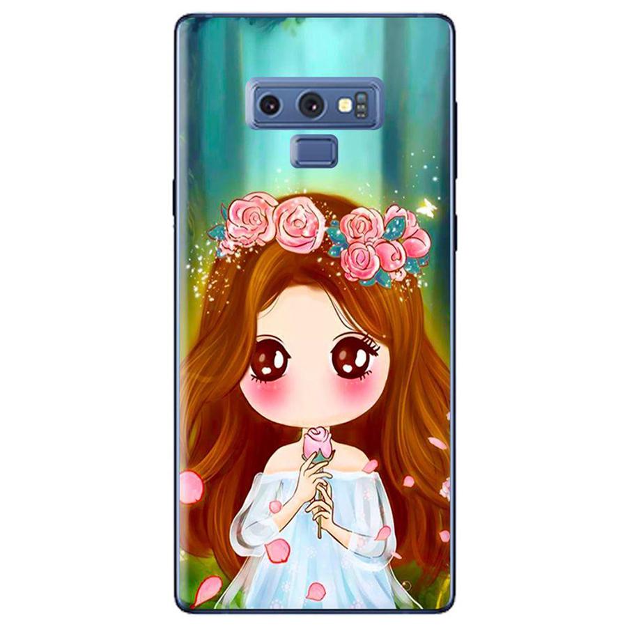 Ốp Lưng Dành Cho Samsung Galaxy Note 9 - Anime Cô Gái Cầm Hoa Hồng - 1331713 , 9034442402635 , 62_5493789 , 120000 , Op-Lung-Danh-Cho-Samsung-Galaxy-Note-9-Anime-Co-Gai-Cam-Hoa-Hong-62_5493789 , tiki.vn , Ốp Lưng Dành Cho Samsung Galaxy Note 9 - Anime Cô Gái Cầm Hoa Hồng